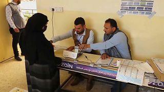 Alacsony részvétel az előrehozott parlamenti választásokon Irakban