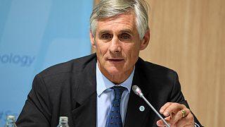 Österreichs neuer Außenminister Michael Linhart ARCHIV