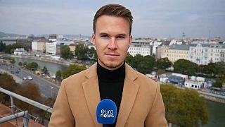Johannes Pleschberger berichtet aus Wien in Österreich