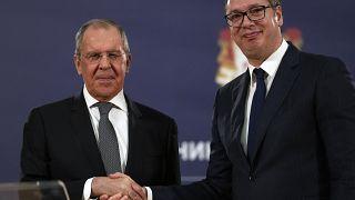 Serbia-Russia, alleanze sul prezzo del gas