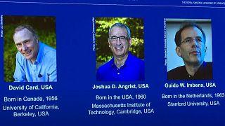 برندگان نوبل اقتصاد سال ۲۰۲۱