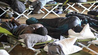 ليتوانيا تحوّل سجنها الكبير إلى مركز لإيواء اللاجئين مجهّز بالوسائل الضرورية