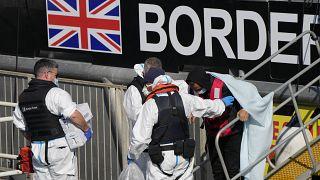 Γαλλικά «πυρά» κατά Λονδίνου για τις μεταναστευτικές ροές