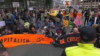 Clima-Protest Den Haag