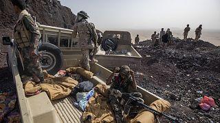السعودية نيوز        التحالف يعلن مقتل 156 مقاتلا من المتمردين الحوثيين جنوب مأرب