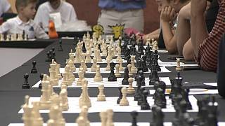 The Chess Festival in Budapest.
