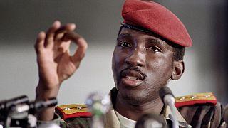 Der Präsident von Burkina Faso Thomas Sankara wurde 1987 ermordet