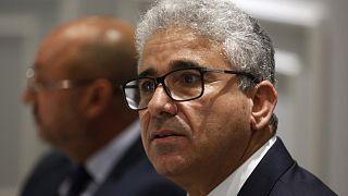 فتحي باشاغا وزير الداخلية الليبي السابق