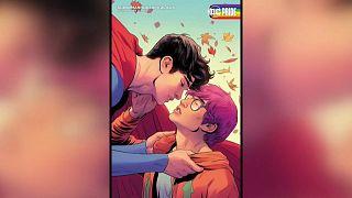 Ο γιος του Σούπερμαν εμφανίζεται ως αμφιφυλόφιλος στο επόμενο τεύχος του γνωστού κόμικ