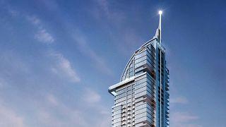 El primer rascacielos del mundo capacitado para pandemias y la COVID-19 estará en Florida