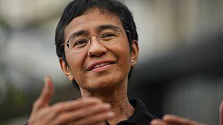 Die Journalistin Maria Ressa bekommt 2021 den Friedensnobelpreis