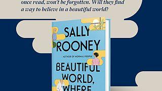 """صورة لرواية الكاتبة سالي روني الجديدة """"عالم جميل، أين أنت؟"""""""