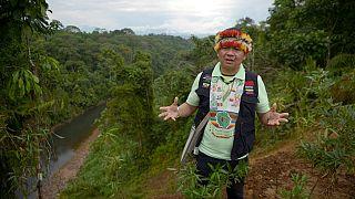 Amazonie : les regards tournés vers la COP26