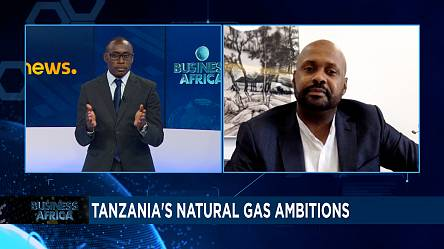 Tanzania races to develop natural gas reserves [Business Africa]