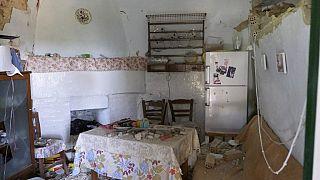 Nach dem Erdbeben Ende September auf Kreta