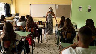 Greece School
