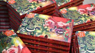 J.K. Rowling lança novo livro