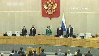 Moszkva: ülésezett az új Duma