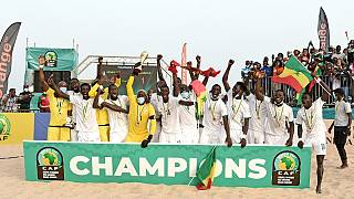 Senegal to face Spain, Portugal in the upcoming Beach Soccer Cup