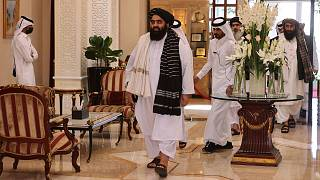 امیرخان متقی، سرپرست وزارت امور خارجه طالبان در دوحه