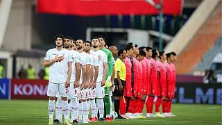 تساوی تیم ملی ایران در مقابل کره جنوبی