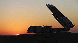 Irán comienza un simulacro de defensa aérea de dos días