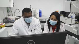 South African biotech company says work is in progress for messenger RNA jab
