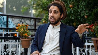 احمد مسعود رهبر جبهه مقاومت ملی افغانستان