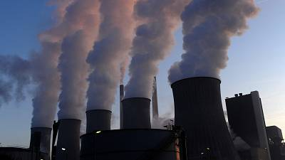 Are European utility companies returning to coal as gas prices soar?
