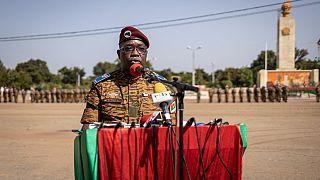 Burkina Faso : le général Gilbert Ouedraogo nouveau chef de l'armée