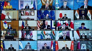 G20-Gipfel (12.10.2021)