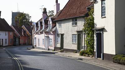 A number of tiny villages and towns in the UK are home to some very famous faces.