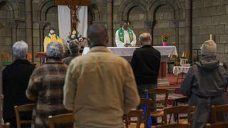 Une messe à Saint-Denis le 5 octobre