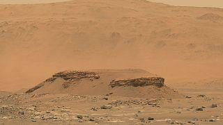 سطح کره مریخ
