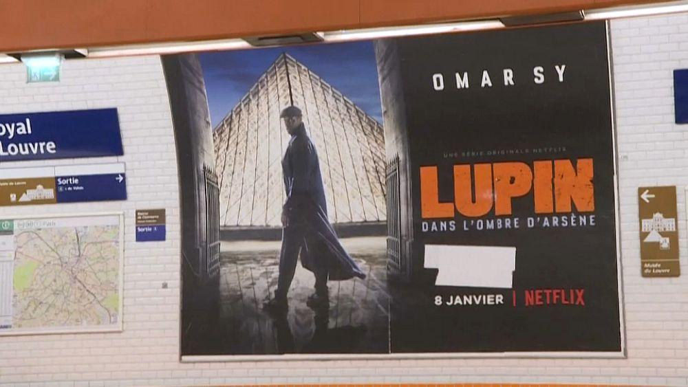 El ladrón de oratorios de una iglesia italiana se inspiró en la serie de televisión 'Lupin'