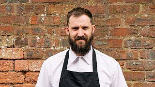 Michelin-star chef, Brad Carter