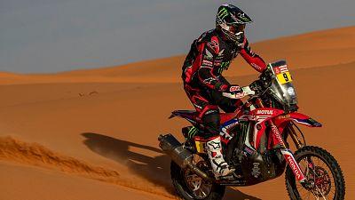 Rallye du Maroc : ça bouge chez les deux roues