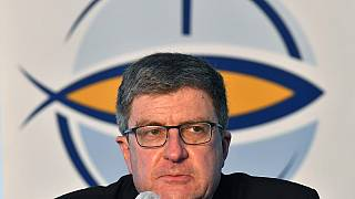 Il presidente della Cef, Eric de Moulins-Beaufort