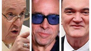 Alcuni dei protagonisti della 16a Festa del Cinema di Roma