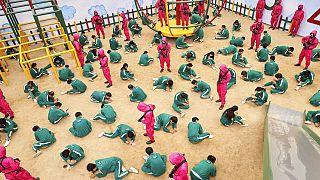 Kuzey Kore web sitesinden 'Squid Game' eleştirisi: Güney Kore'nin 'canavarca' toplumunu yansıtıyor