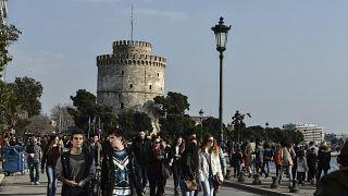 File photo: Thessaloniki