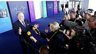 Az újra megjelent antiszemitizmus veszélyére figyelmeztetett Malmöben a svéd miniszterelnök