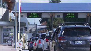 USA öffnen Grenzen zu Kanada und Mexiko ab November für Geimpfte