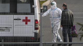 В России 12 октября был обновлен максимум по смертности от коронавируса.