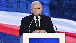 Jaroslaw Kaczynski was appointed Poland's deputy Prime Minister in October 2020.