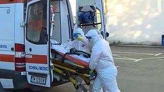 Túlterheltek a romániai kórházak