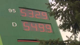 Ungarn: Preise an Tankstellen hoch - kein Ende in Sicht