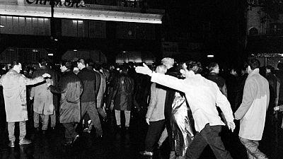 France : 60 ans depuis la répression d'une manifestation d'Algériens