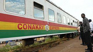 """Guinée : le """"Conakry Express"""" de retour sur les rails"""