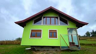 Vojin Kusic built the rotating house after his wife wanted to enjoy a better view